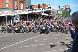 Hayward WI Fat Tire Festival