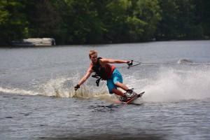 Water Fun in Hayward WI
